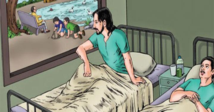 19 Gambar Kartun Orang Sakit Di Rumah Sakit Terbaru Lingkar Png