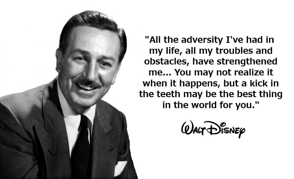 21 Kata Kata Bijak Walt Disney Paling Populer Cerita Motivasi Iphincow Com
