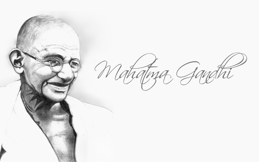 23 Kata Kata Bijak Mahatma Gandhi Sejuk Mendamaikan Hati
