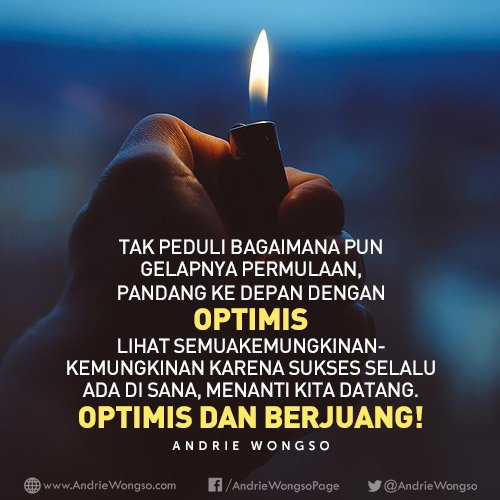 100 Kata Kata Bijak Andrie Wongso Motivator No 1 Di Indonesia Cerita Motivasi Iphincow Com