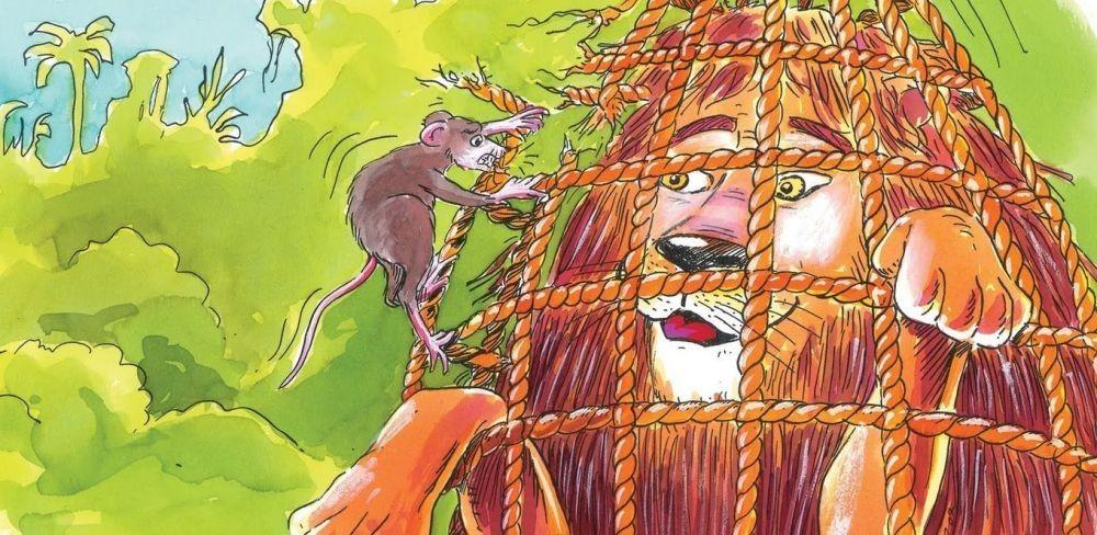 Kisah Tikus Dan Singa Cerita Motivasi Iphincow Com
